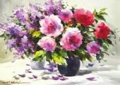 紫の薔薇4