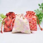 『運玉 』 桜井識子さんの「錦の袋」の作り方